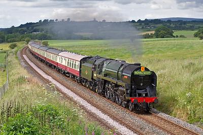 Steam Trains.
