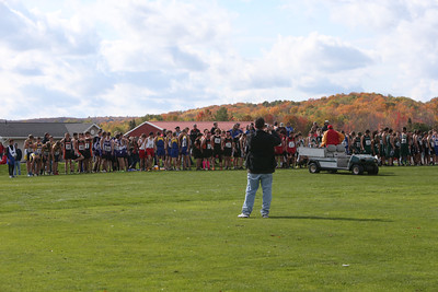 Division Three Boys - 2013 Upper Peninsula XC Finals