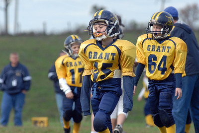 GC Youth Football 2009  - Mighty Pro
