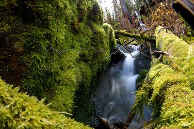 Long Exposure of Beaver Creek, CO.