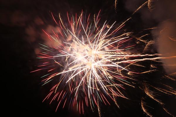 2021 Smokin On the Water -- Fireworks