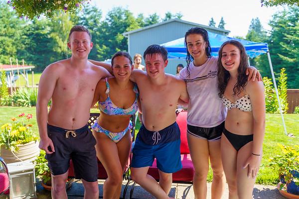 Trevor's Grad Party 2021