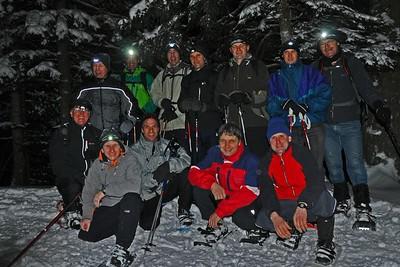 07.02.2013 - Schneeschuflaufen Männerriege, St. Anton