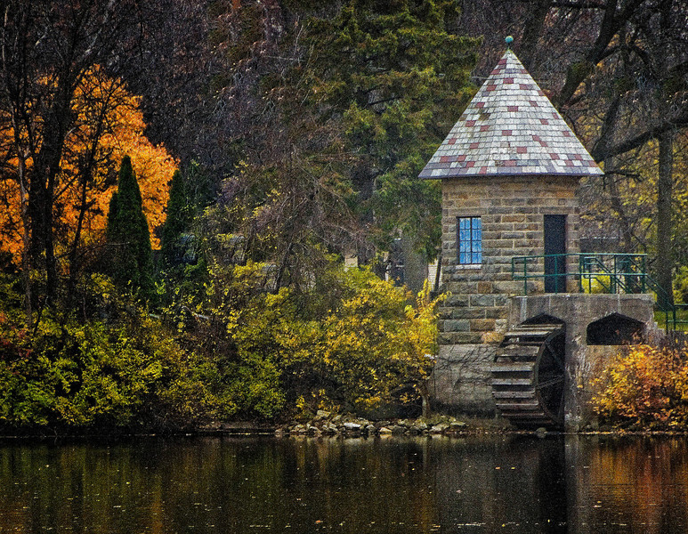 Old Mill House in the fall .jpg