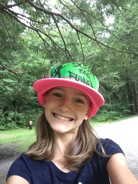 Mt. Mitchell running Camp 8/17-19/18