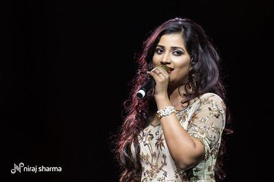 Shreya Ghoshal Concert 2017