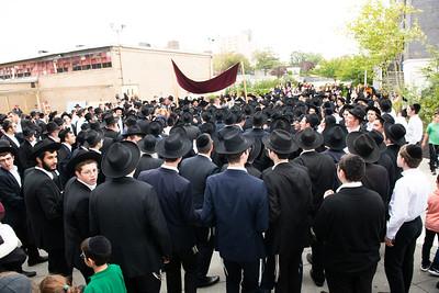 Sephardic Hachnasat Sefer Torah
