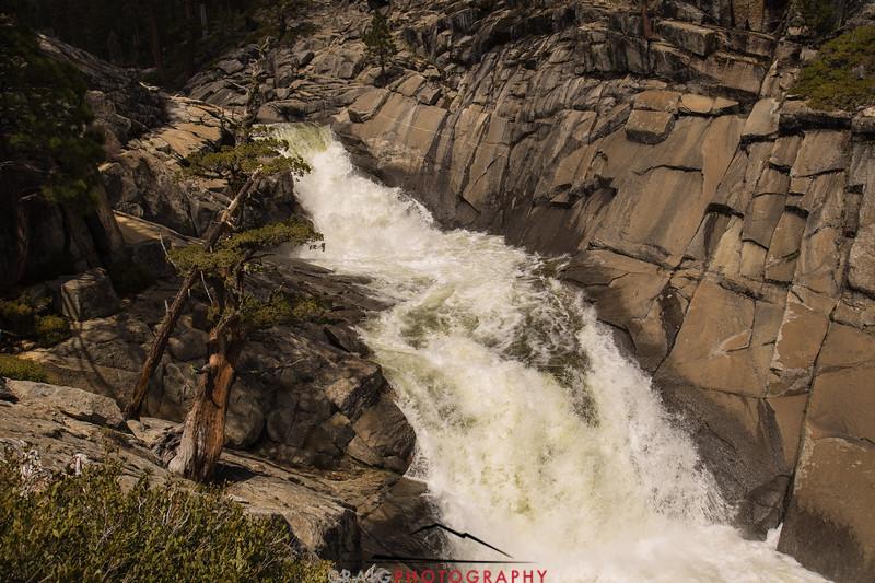 Yosemite above Upper Yosemite Falls 2