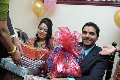Priti and Ravi's Baby Shower