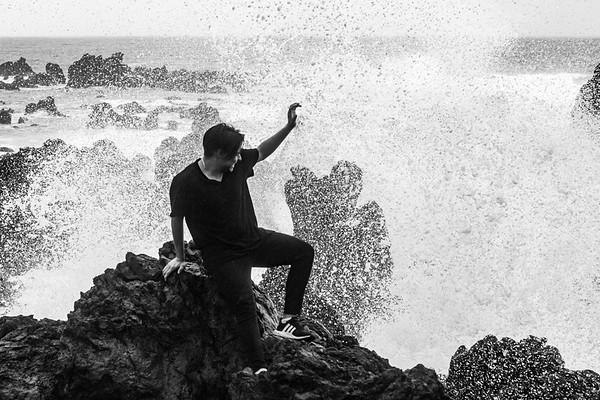 Raylene O'Neill - black+white photos