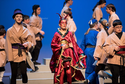 Bay Lane Musical - Mulan Jr.