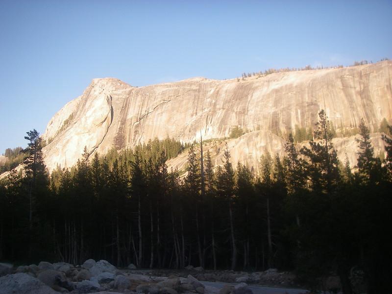 Yosemite National Park - Tioga Pass 2
