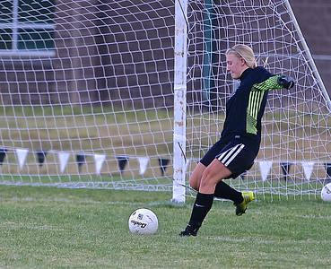 Outlaw Girls Soccer vs Summit Endowment Game 10-30-14