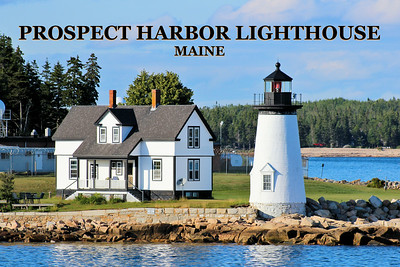 Prospect Harbor Lighthouse, Maine