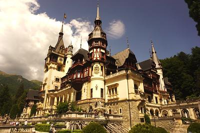Romania 2019 - Peles Castle