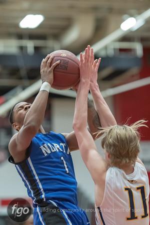 3-15-19 Breck v Minneapolis North Boys Basketbal Section 5AA Championship