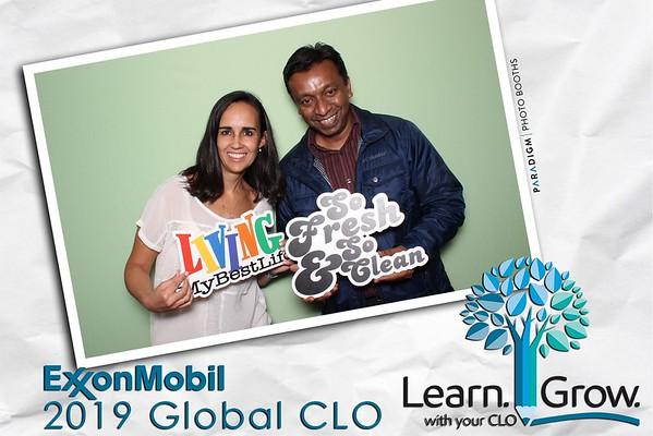 Exxon Mobil 2019 Global CLO - Photos
