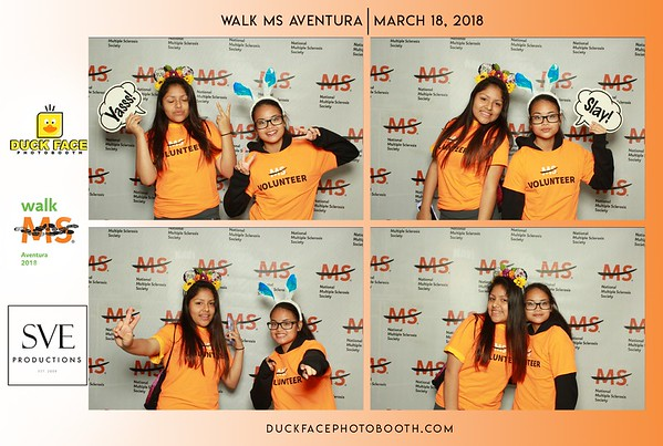 Photo Booth Walk MS 2018