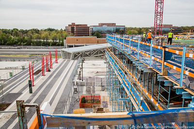 Reston Station RB4 Progress May 2014
