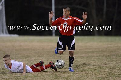 III BLAST FC U15 RED VS AJAX U15