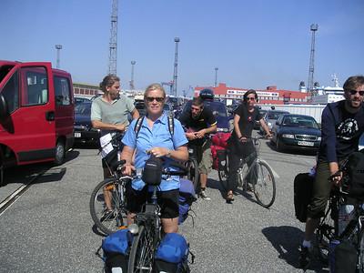 23 - Mo 22.8. + Di 23.8.05: Rostock und Heimreise