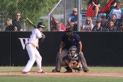 2014 Williams Field Baseball vs Higley 4-14-14