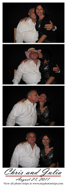 Julia & Chris (8-27-2011)