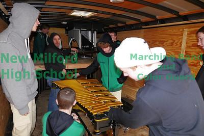 Green Heat Winter Percussion March 16 2013 - Norwalk