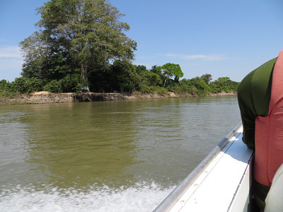 On the Paraguay River