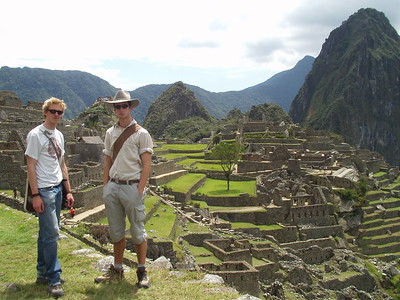 Peru & Bolivia 2004
