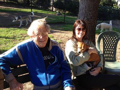 Charles & Cindy - El Segundo Dog Park