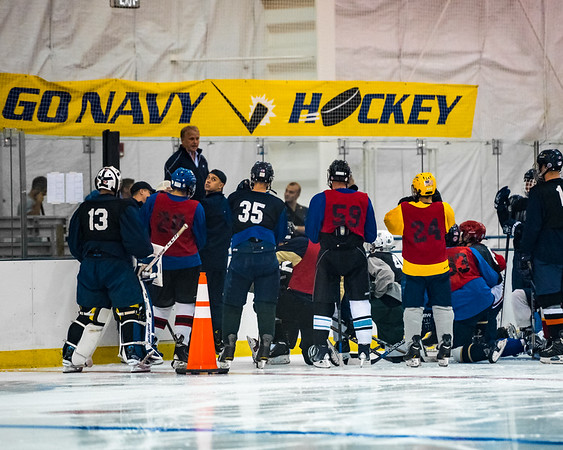 2016-08-25 - NAVY Ice Hockey Tryouts