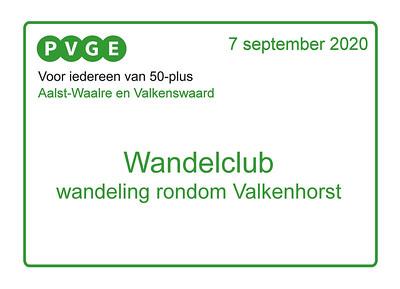 2020-0907 PVGE wandelen rond Valkenhorst