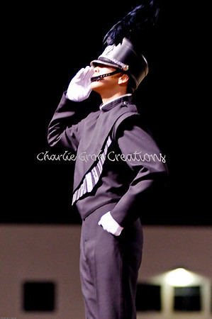Aliso Niguel Band and Color Guard