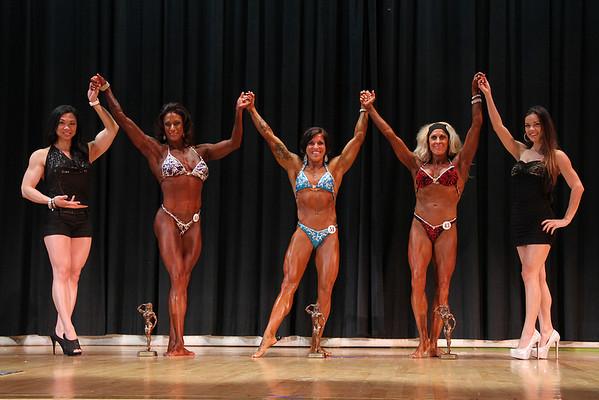 Mid Florida Classic Women's Physique Finals