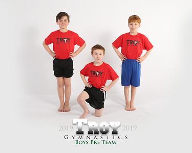 Boys Pre Team