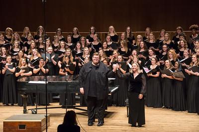 UK Women's Choir Fall Concert 2015