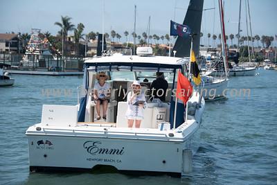 Wild Sailing Regatta - Boats shot from Amante
