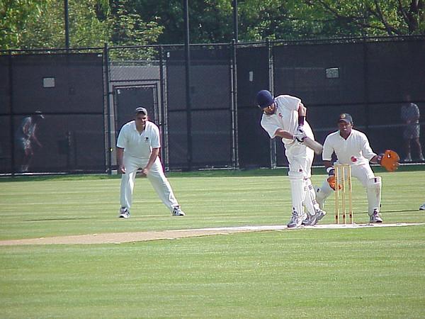 2004 Philadelphia International Cricket Festival
