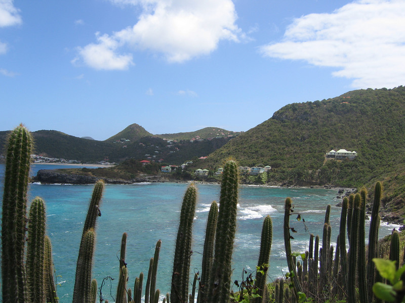 IMG_2484  on the way to colombier, view on Petite Anse
