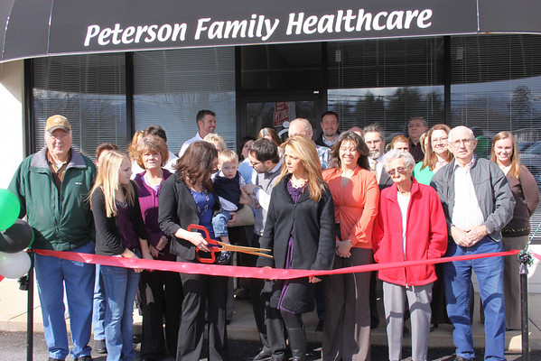 Peterson Family Healthcare open house