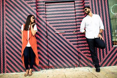 Mariam and Wajid
