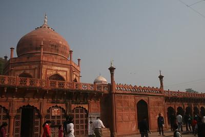 Taj Mahal & Agra India - October 2014