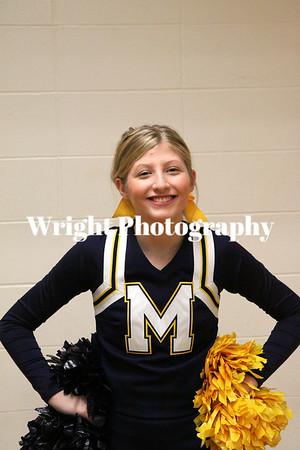 17-18 MHS Winter Cheerleaders
