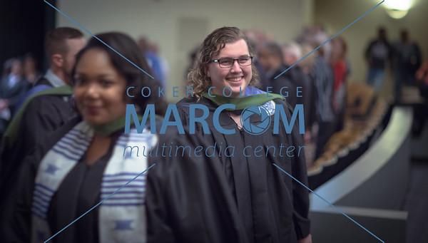 Winter Masters Graduation 2018