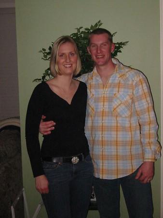 Jen & Zach