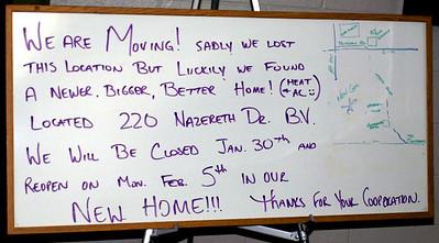 New Beginning : Moving 2007