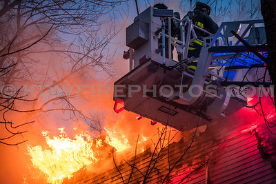 Lawrence, MA 2nd Alarm - 125 Walnut St - 3/6/19