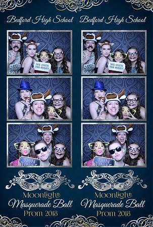 Bedford - Prom 2018