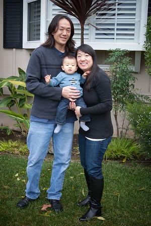 Trinh Family